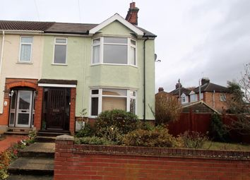 Thumbnail 3 bedroom semi-detached house for sale in Westholme Road, Ipswich