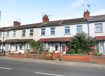 Thumbnail 3 bed terraced house for sale in Boughton Road, Rugby