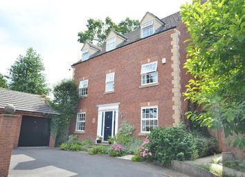 Thumbnail 5 bed detached house for sale in Downham Court, Dursley