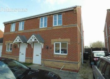 Thumbnail 3 bed semi-detached house for sale in Queens Park, Edlington, Doncaster.