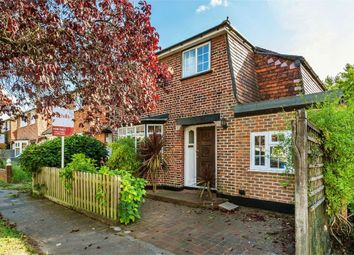 Thumbnail 3 bed detached house for sale in Claremont Close, Hersham, Walton-On-Thames, Surrey