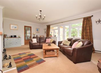 Thumbnail 4 bed detached bungalow for sale in The Drive, Ifold, Billingshurst, West Sussex