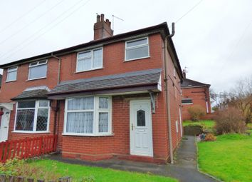 Thumbnail 3 bed semi-detached house to rent in Brant Avenue, Newcastle-Under-Lyme