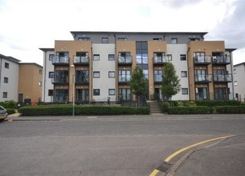 Thumbnail 1 bed flat to rent in Cottons Approach, Romford