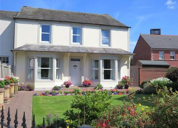 Thumbnail 4 bed terraced house for sale in Outgang Road, Aspatria, Wigton