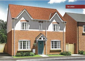 Thumbnail 3 bed detached house for sale in Waingroves Road, Waingroves, Ripley