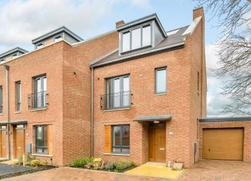 Thumbnail 4 bed end terrace house for sale in Green Close, Brookmans Park, Hatfield