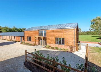 Thumbnail 4 bed barn conversion for sale in Eldon Road, Kings Somborne, Stockbridge, Hampshire