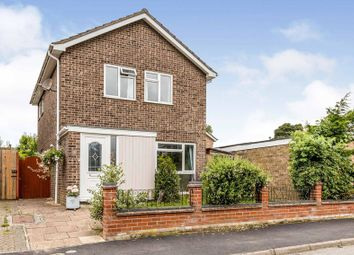 Thumbnail 3 bed detached house for sale in Holly Court, Wymondham