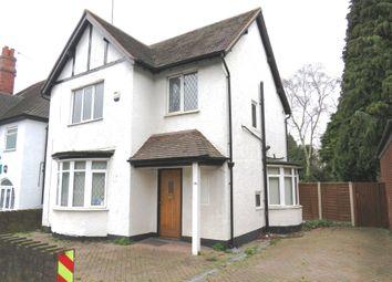 Thumbnail 3 bed semi-detached house for sale in Park Avenue, West Park, Wolverhampton
