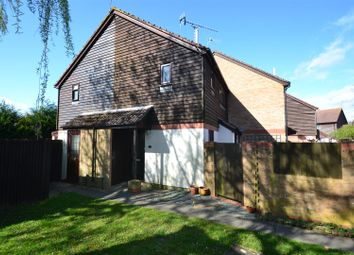 Thumbnail 1 bedroom terraced house for sale in Parsons Close, Horley
