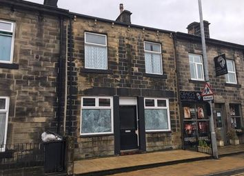 Thumbnail Retail premises for sale in Burnley Road, Todmorden