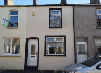Thumbnail 3 bed terraced house for sale in Queen Street, Dalton In Furness, Cumbria