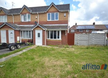 Thumbnail 3 bed terraced house to rent in Penshaw Close, Liverpool