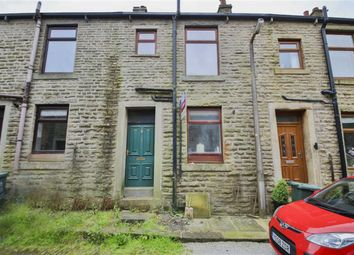 Thumbnail 2 bedroom terraced house for sale in Mansion House Buildings, Crawshawbooth, Rossendale
