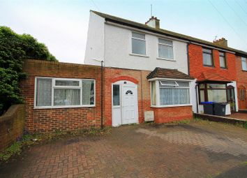 Thumbnail 5 bed semi-detached house for sale in Old Shoreham Road, Shoreham-By-Sea