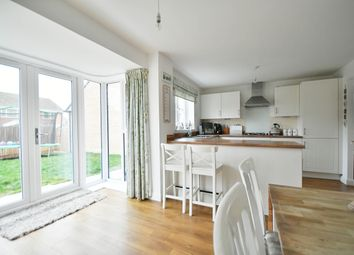Thumbnail 4 bed detached house for sale in Coronel Close, Swindon