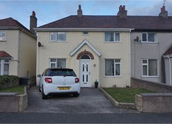 Thumbnail 4 bed semi-detached house for sale in Dinas Road, Llandudno