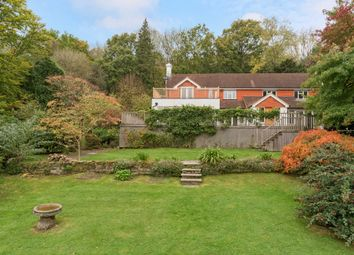 Thumbnail 4 bed detached house to rent in Quell Lane, Haslemere