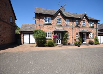 Thumbnail 3 bed semi-detached house for sale in Old Hall Court, Malpas