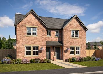 "Thumbnail 3 bed semi-detached house for sale in ""Hastings"" at Low Lane, Acklam, Middlesbrough"
