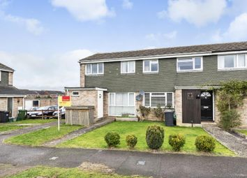 Thumbnail 3 bedroom end terrace house for sale in Sagecroft Road, Thatcham