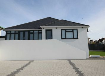 Thumbnail 3 bed bungalow for sale in Oaklands Avenue, Saltdean, Brighton