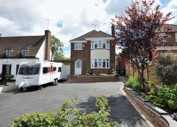 Thumbnail 3 bed detached house for sale in Bretby Lane, Bretby, Burton On Trent