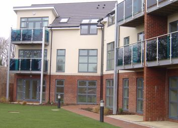 Thumbnail 2 bed flat to rent in Charter Court, Romsey