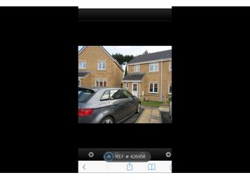 Thumbnail 3 bed semi-detached house to rent in Clos Joslin, Bridgend
