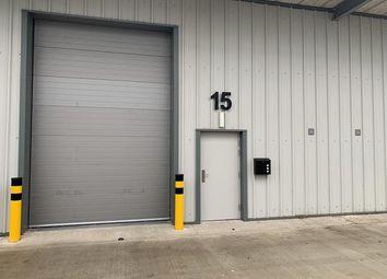 Thumbnail Light industrial to let in Unit 15, Kenrich Business Park, Elizabeth Way, Harlow