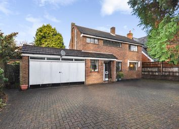 Thumbnail 3 bed detached house for sale in Queens Road, Weybridge, Surrey