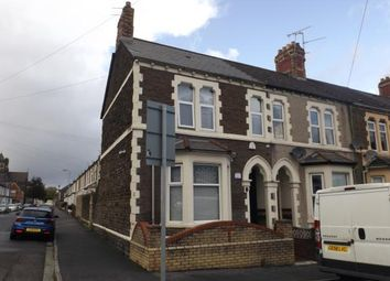 Thumbnail 3 bedroom end terrace house for sale in Habershon Street, Cardiff, Caerdydd