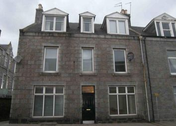 Thumbnail 1 bed flat to rent in Bon Accord Street, First Left Flat
