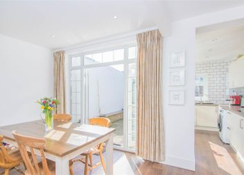 Thumbnail 3 bed terraced house for sale in Dimsdale Drive, Bush Hill Park, Enfield