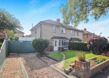 Thumbnail 3 bed semi-detached house for sale in Nutley Crescent, Goring-By-Sea, Worthing, West Sussex