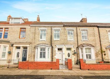 Thumbnail 3 bed terraced house to rent in Waterloo Place, North Shields