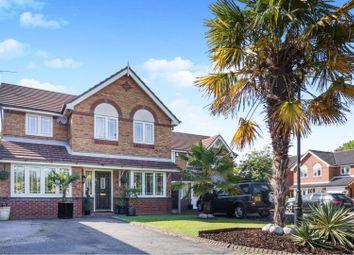 4 bed detached house for sale in Malmesbury Park, Runcorn WA7