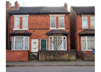 Thumbnail 2 bed terraced house for sale in Yorke Street, Mansfield Woodhouse