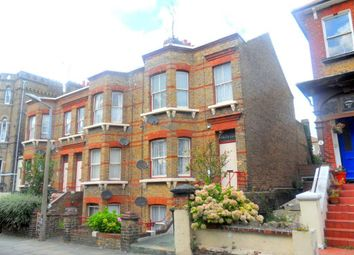 Thumbnail 1 bedroom flat to rent in Clarendon Road, Cliftonville