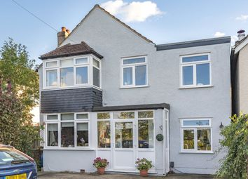Thumbnail 5 bed detached house for sale in Limpsfield Road, Warlingham, Surrey