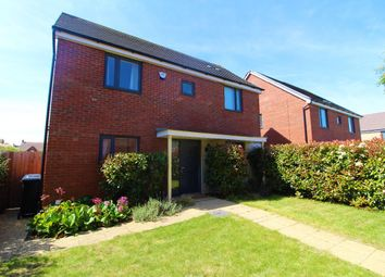 Thumbnail 3 bed detached house for sale in Ellis Close, Wootton