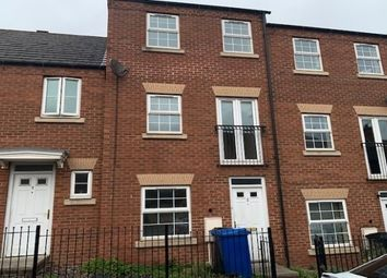 Thumbnail 3 bed town house to rent in Richmond Gardens, Chesterfield