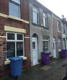 Thumbnail 2 bedroom terraced house to rent in Bishopgate Street, Wavertree, Liverpool