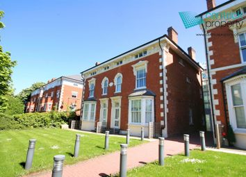 Thumbnail 2 bed flat to rent in Rocksborough House, Warwick Road, Solihull