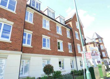 Thumbnail 1 bed property for sale in Keys Lodge, King Edward Avenue, Dartford