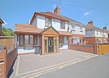 Thumbnail 3 bed semi-detached house for sale in Sanders Road, Longford, Coventry
