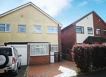 Thumbnail 3 bed semi-detached house for sale in Robin Hill Grove, Fenton, Stoke-On-Trent