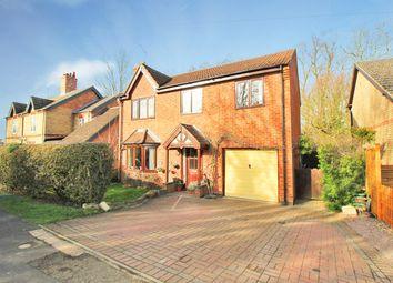 Thumbnail 3 bedroom detached house for sale in Main Street, Hemington, Peterborough, Cambridgeshire
