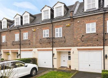 3 bed terraced house to rent in Sandown Gate, Portsmouth Road, Esher, Surrey KT10